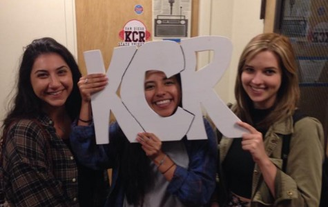 KCR's indie-rock station curates eclectic styles for students