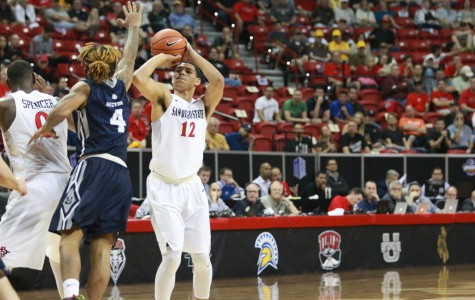 SDSU basketball notebook: Kell, defense to the rescue in the second half