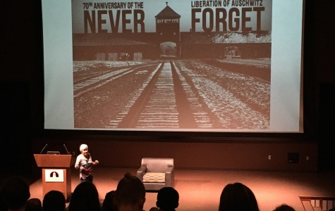 Holocaust survivor Rose Schindler shares story with students