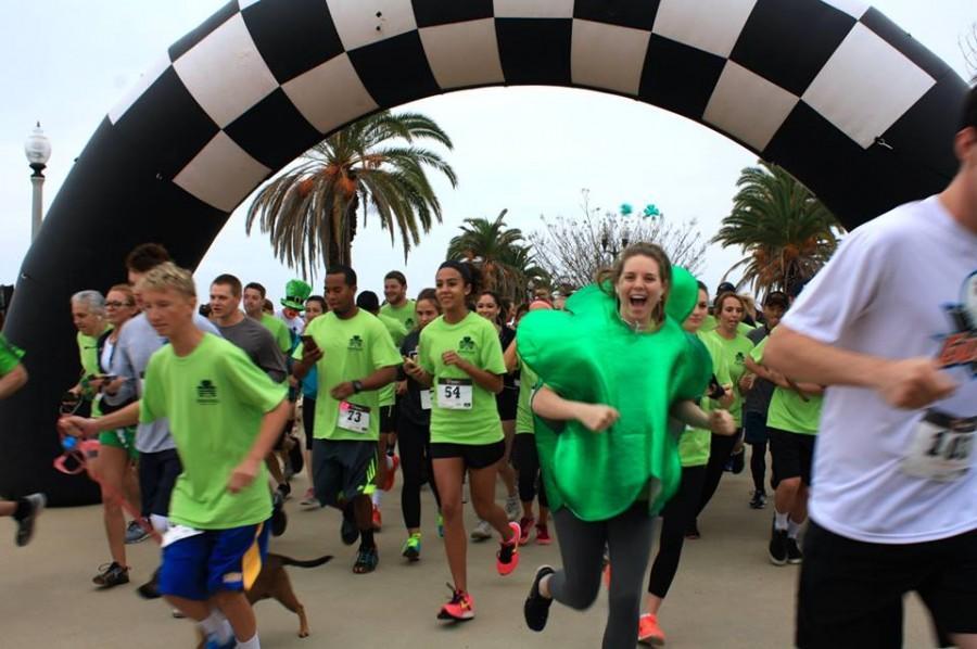 Kappa Delta holds Shamrock run, teams up with Delta Gamma for fundraiser