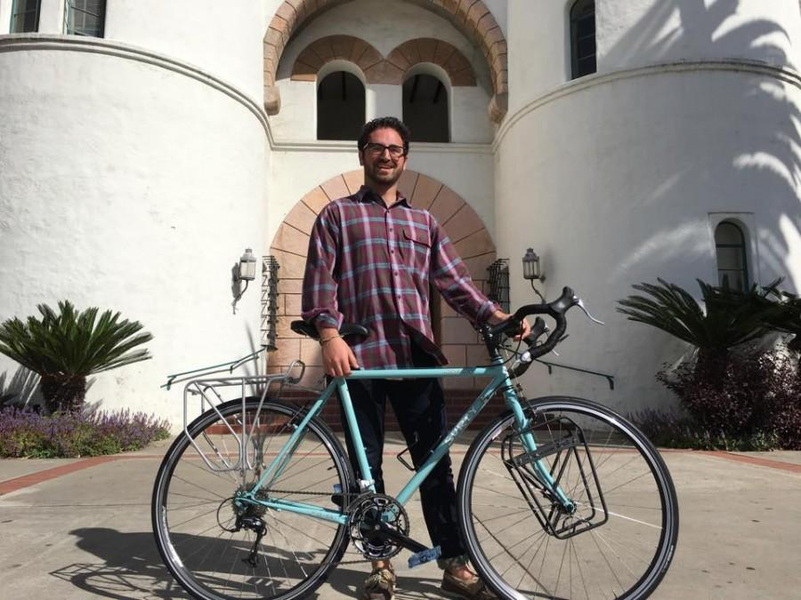 SDSU student and UA student to undertake cross country bike ride for charity