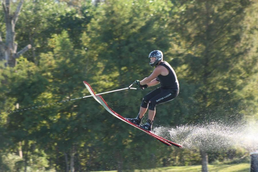 SDSU Waterski Club president receives national award for tireless efforts