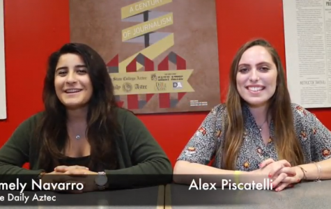 VIDEO: The Daily Aztec Newscast with Alex and Emely 3/2/2016