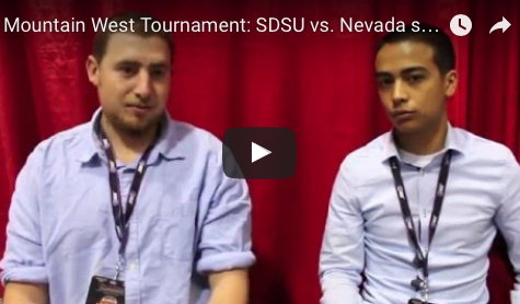 VIDEO: SDSU vs. Nevada MW Tournament postgame analysis