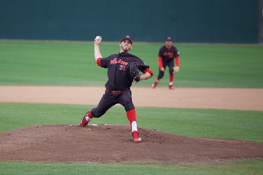 SDSU baseball loses low-scoring affair to Texas Tech, 3-1