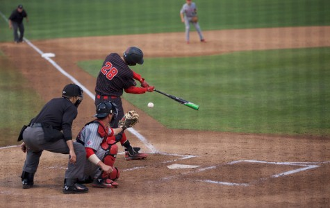 Pitching continues to struggle in SDSU baseball's 10-0 loss to Texas Tech