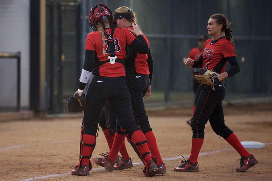 Photo gallery: SDSU softball drops 3-game series vs. Colorado State