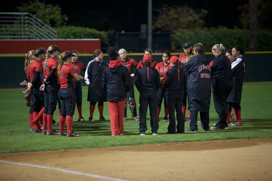 Womens Softball Group