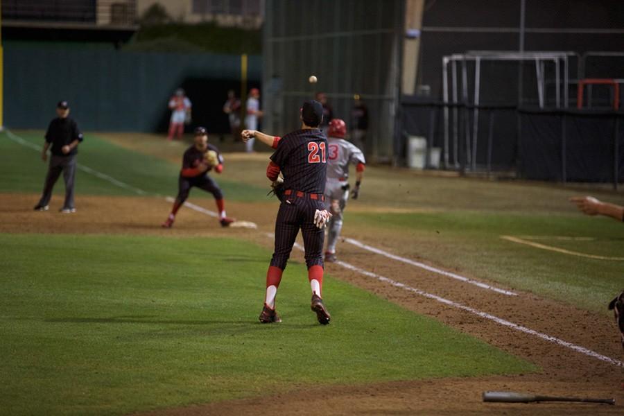 SDSU Mens baseball