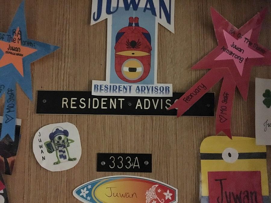 SDSU resident advisors lead freshmen by example