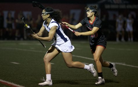 Far from home, Felice Artuso feels right at place with SDSU lacrosse