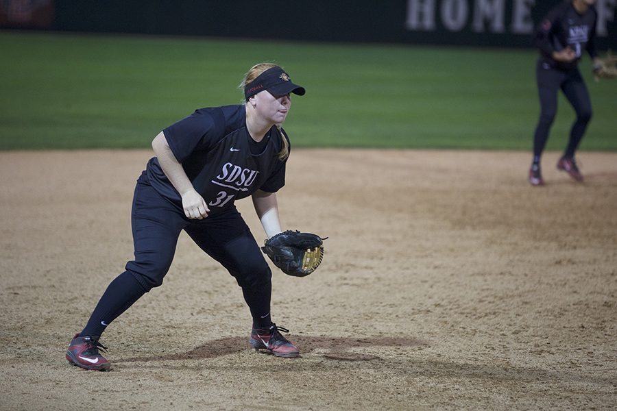 Molly Sturdivant has been sturdy offensive force for SDSU softball