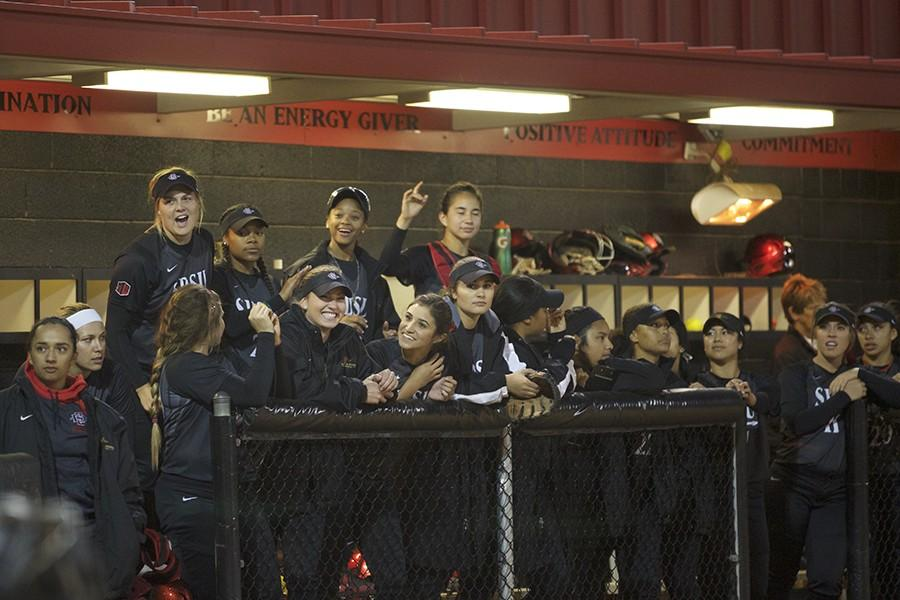 SDSU softball looking to pick up the pieces after lackluster Mountain West start