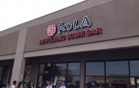 Kula Revolving Sushi Bar delivers diverse selections