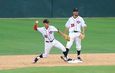 Alan Trejo has been a treat for SDSU baseball