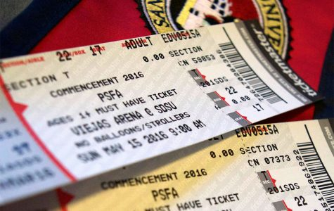 Graduation ticket sales: a question of morals