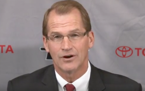 Jim Sterk resigned from his position as the Athletic Director at SDSU on Monday. Photo taken from youtube.