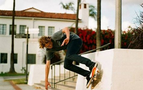 The legalization of skateboards on campus hasn't stopped accidents
