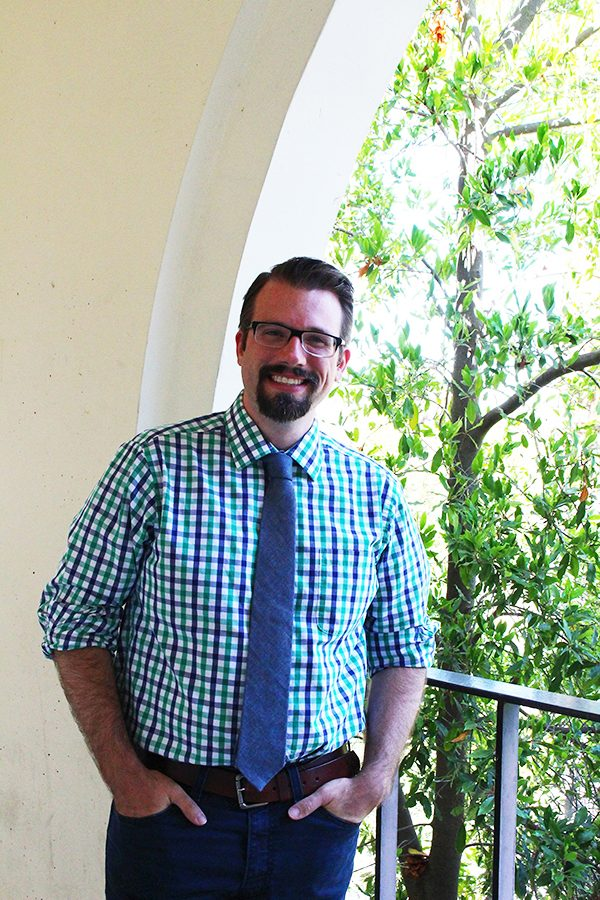 New theatre professor looks to give back to students