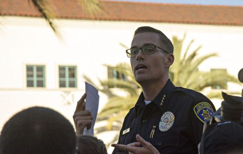 [UPDATED]: Video of SDSUPD forcefully detaining man sparks campus demonstrations
