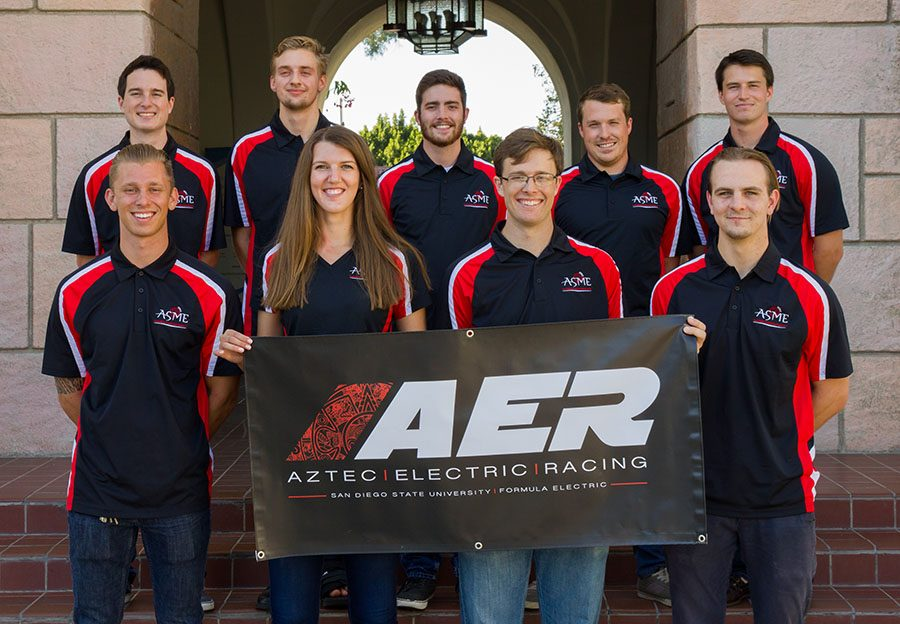 Aztec Electric Racing plans to race to the top