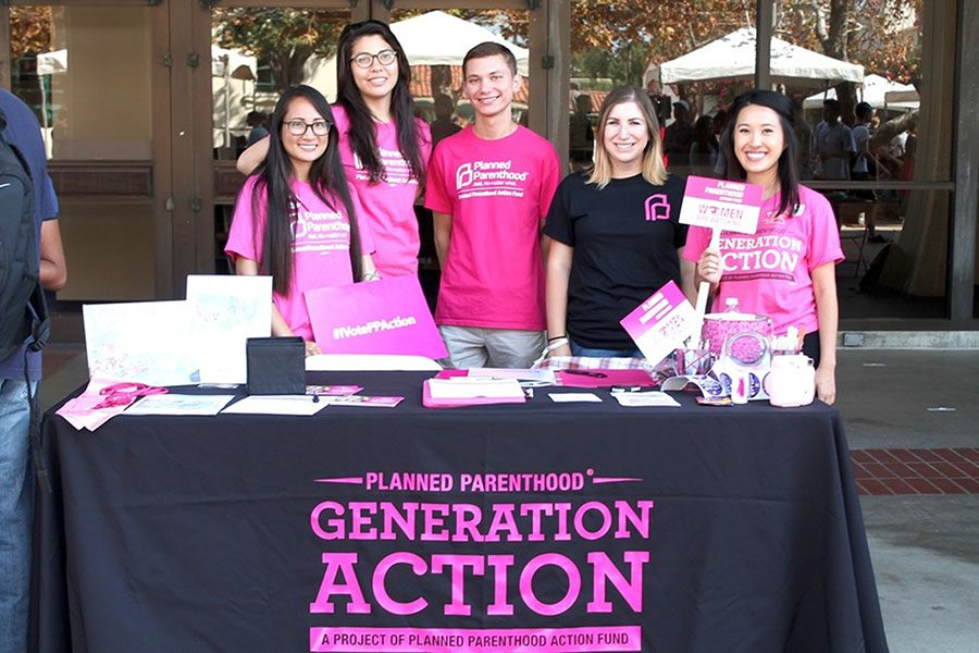Photo courtesy of Planned Parenthood Generation Action