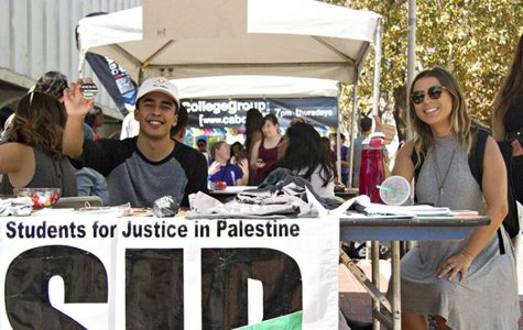 Students for Justice in Palestine raise awareness through education