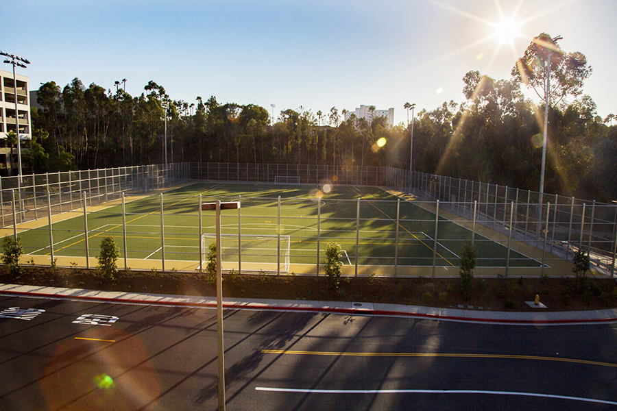 Recreation Field,
