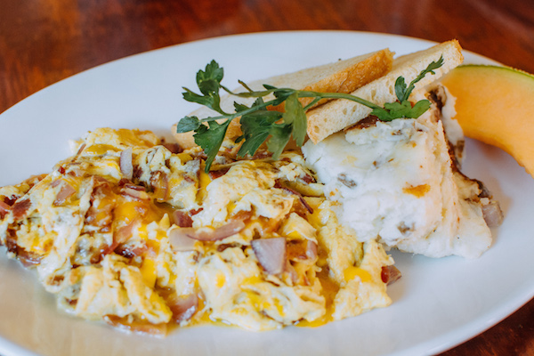 Tasty Tuesday: Parkhouse Eatery provides the contentment of home
