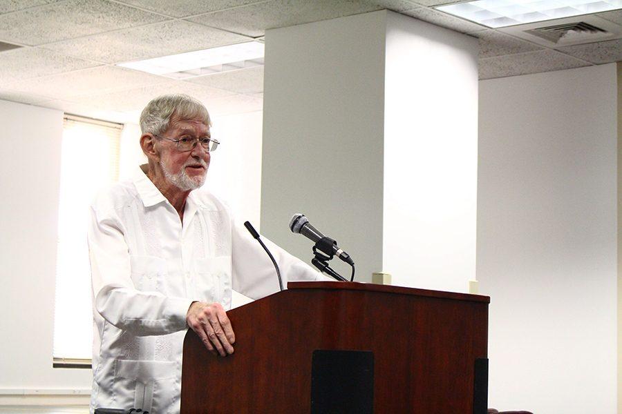 LGBT asylum warrior speaks at SDSU library