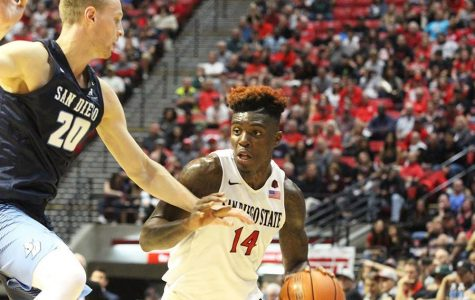 Aztecs drop the ball against the Bulldogs, 69-48