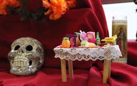 Un altar dedicado a las causas sociales