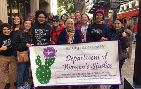 Women's Studies organizes for gender justice