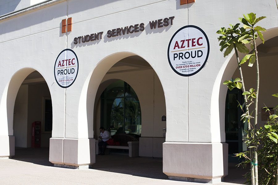 Student Services West, where the Office of the Registrar is located. Registration dates for students will be moved up beginning summer 2018.