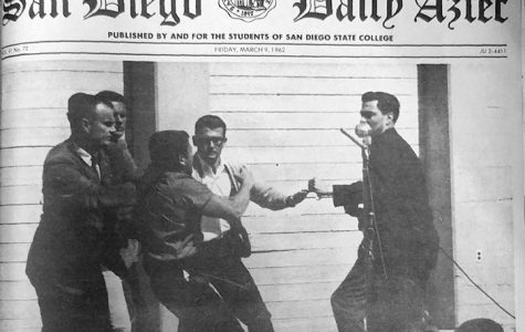 Assault on white nationalist Richard Spencer echoes similar action on campus almost 55 years ago