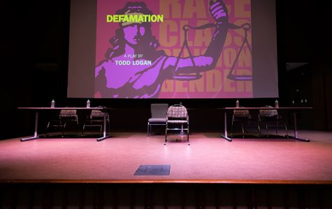 """""""Defamation"""" allows audience to vote on racial justice"""