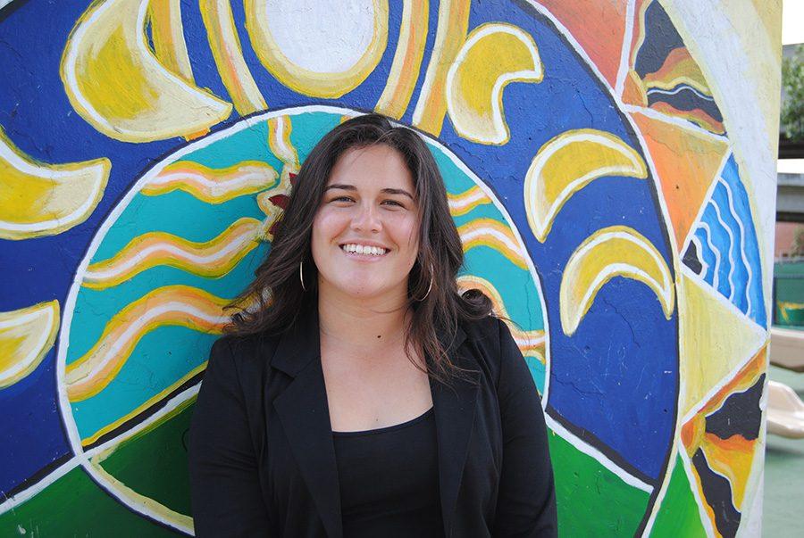 Woment in transportation services, Yesenia Ortega