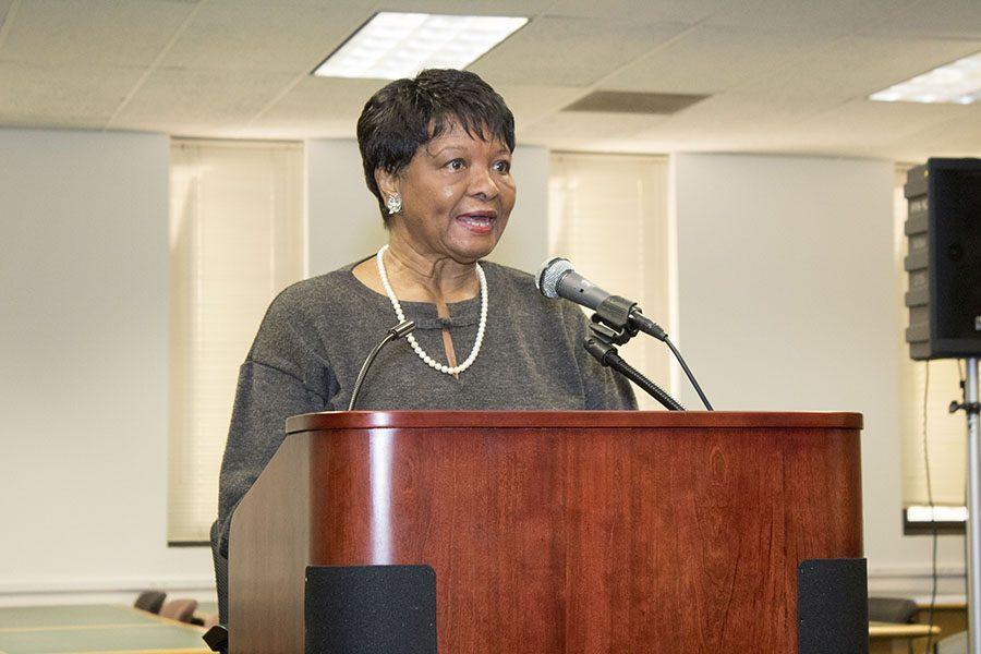 Love Library hosts diversity advocate