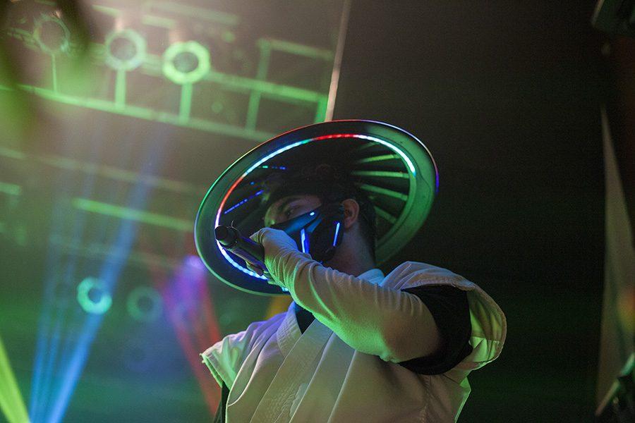 Datsik brings dubstep to San Diego
