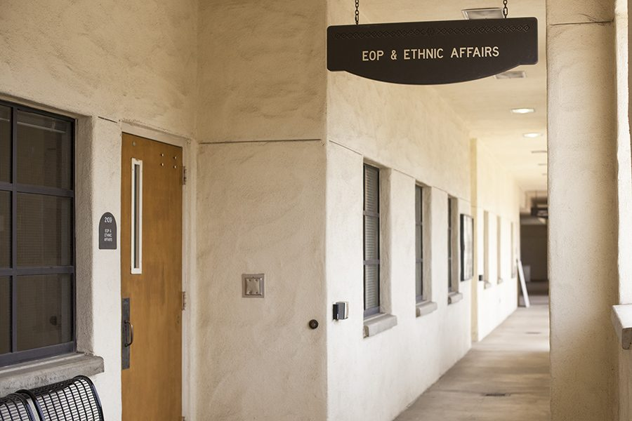 The Undocumented Resource Area is housed under SDSU's Educational Opportunity Program.