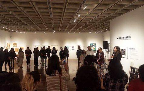 Galería de arte celebra las mujeres