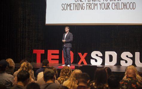 TEDxSDSU event counts down inspiration