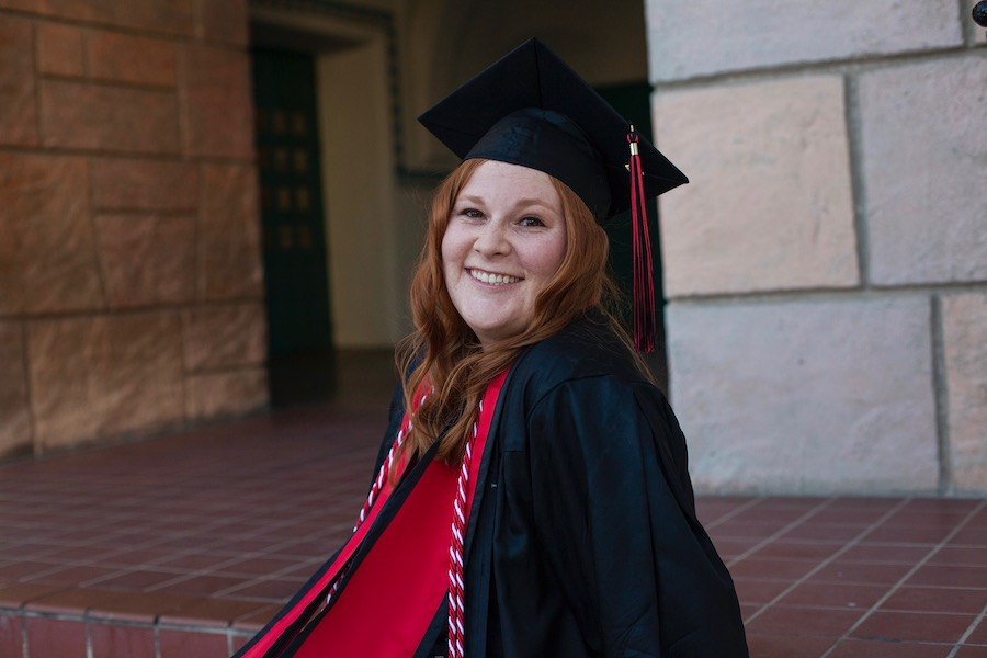Senior Farewell: Arts & Culture Editor