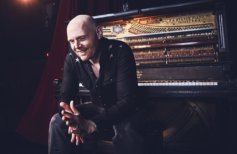 Bill Burr will be performing his stand up special Sept. 2 at Harrah's SoCal Events Center