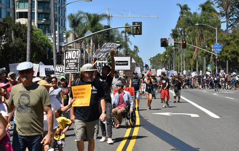 'Rally Against Hate' marches through San Diego
