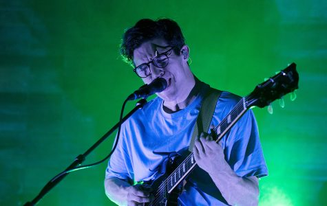 English indie-pop singer Dan Croll wrapped up his North American tour at the Irenic in San Diego.