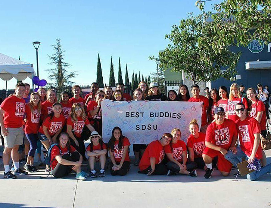 Best Buddies works to spread message of inclusion