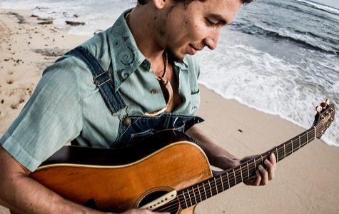 Hawaiian slack key guitarist Makana set to visit San Diego