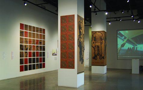 'Estamos Aquí' art gallery shares U.S. and Mexico border experiences