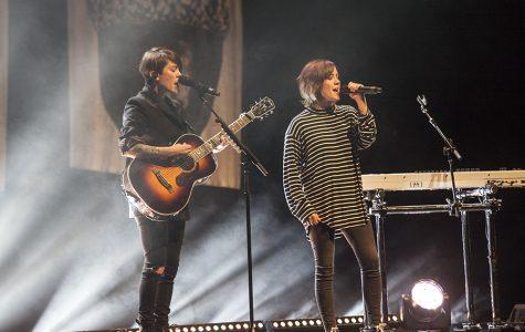 Tegan and Sara reflect on 'The Con'